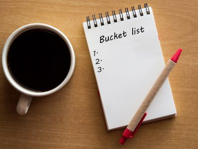 Building Your Bucket List