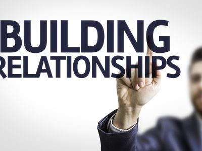 We Specialise in Building Relationships!
